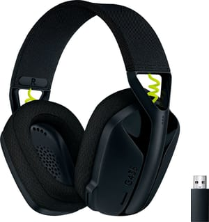 G435 LIGHTSPEED Wireless Gaming Headset (black)