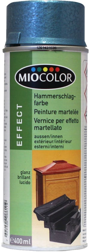 Vernice martellata Spray