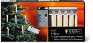 Indoor Baumkerzen mit Licht, batteriebetrieben