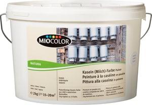 Kasein Milch Farbe Pulver  Weiss 2 kg