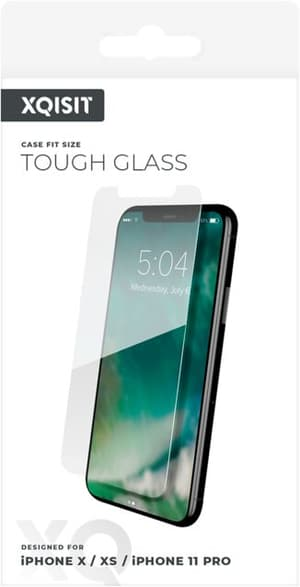 Tough glass