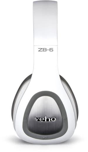 ZB6 On-Ear Wireless Headset