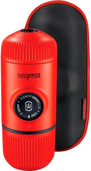 Nanopresso Elements Lava Red