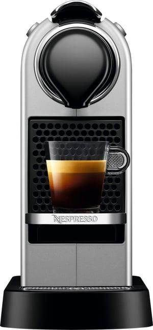 Nespresso Citiz Silber XN741B