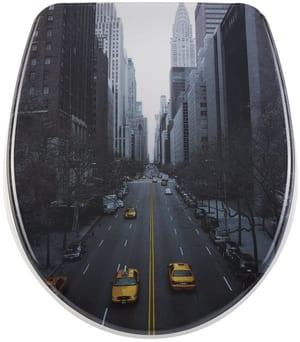 WC-Sitz Nice Slow-Motion New York