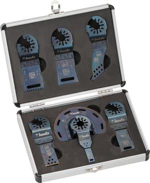 Set universale 7 pz., valigetta alluminio