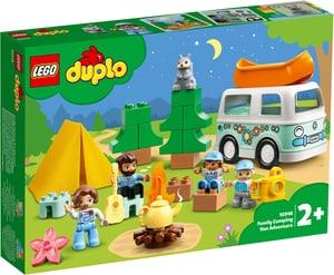 DUPLO® Aventures en camping-car en famille 10946