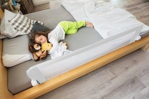 Barrière de lit 150cm Eric