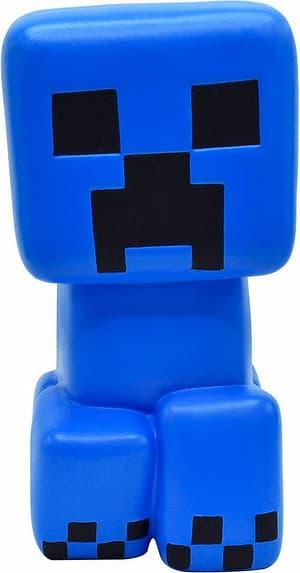 Minecraft Squishme Blue Creeper