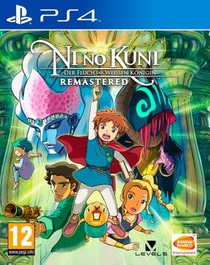 PS4 - Ni No Kuni: Der Fluch der Weissen Königin Remastered