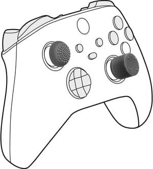 STIX PRO Controller Cap Set PS5,PS4,Xbox Series X