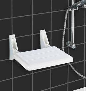 Sedile doccia ribaltabile Secura