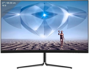 "LC-M27-FHD-165-C 27"" Display"