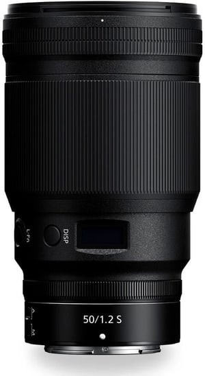 Z 50mm F1.2 S Import