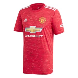 Manchester United Home Jersey 20/21