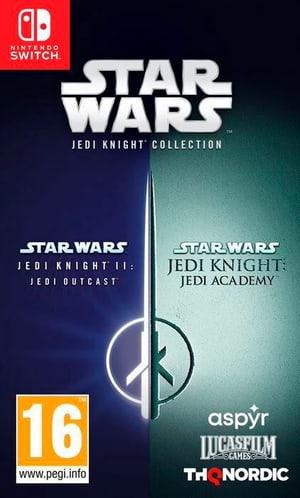 NSW - Star Wars - Jedi Knight Collection (F/I))