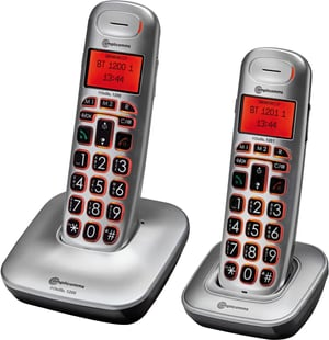 Big Tel 1202 DECT Phone Set Duo (80dB / 30dB)
