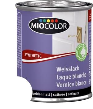 Laque acrylique blanche mate et soyeuse Blanc 125 ml