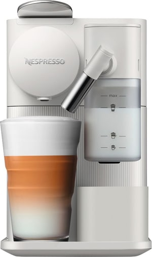 Nespresso Lattissima One weiss EN510.W