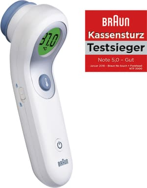 Fiebermesser NTF 3000