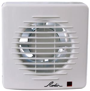 Ventilator mit Nachlauf