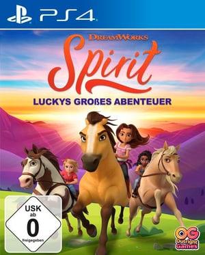 PS4 - Spirit Luckys großes Abenteuer D