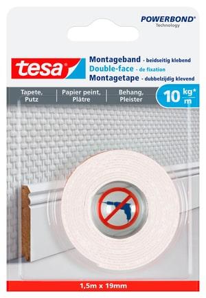 Montageband Tapete & Putz