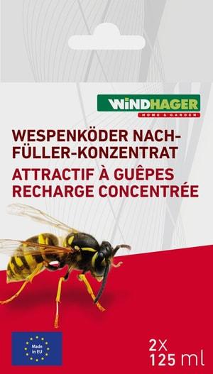 Wespenköder Nachfüller-Konzentrat, 2 x 125 ml