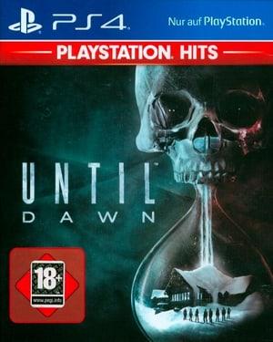 PS4 - PlayStation Hits: Until Dawn D