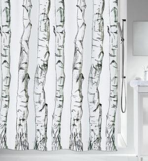 Duschvorhang Wood
