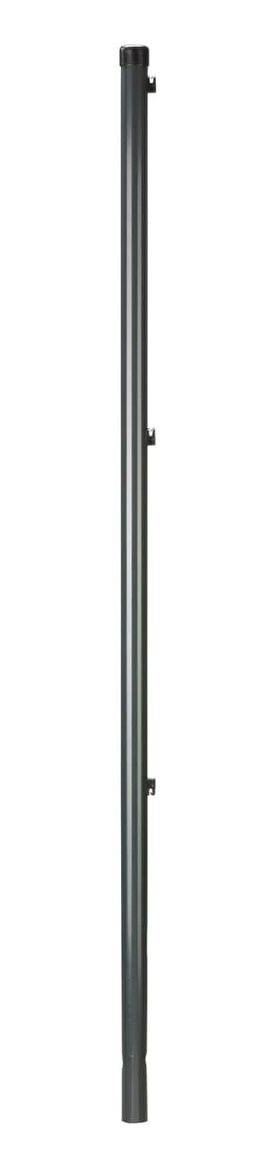 Poteau de clôture, anthracite