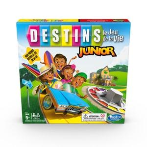 Jeu Destins Le jeu de la vie Junior (FR)