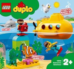 DUPLO 10910 L'aventure en sous-m