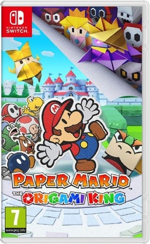 NSW - Paper Mario The Origami King