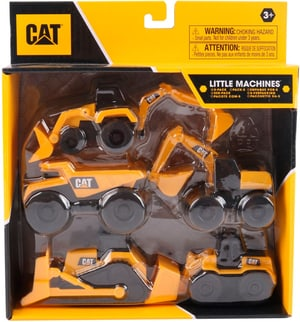 CAT Mini Machines 5PK