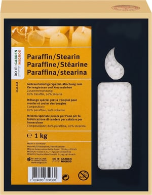 Paraffin/Stearin