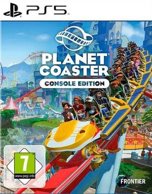 PS5 - Planet Coaster D