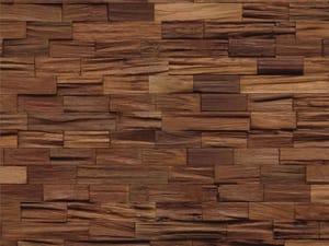 Indo Axewood FSC rivestimento del muro Coffee