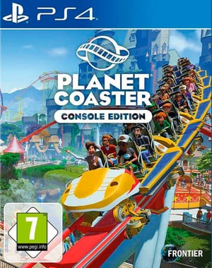 PS4 - Planet Coaster D