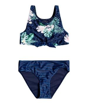 Heaven Wave - Set Bikini con top accorciato