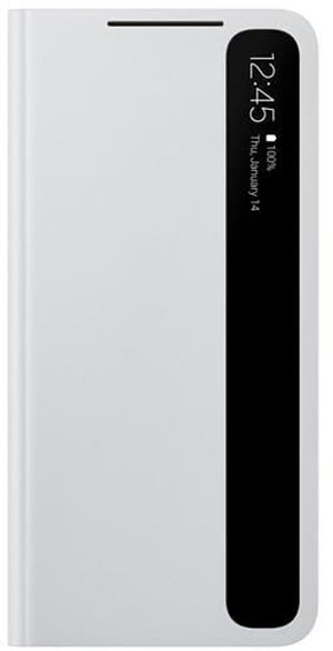 Smart Clear View Cover White