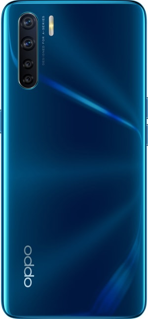 A91 Blazing Blue
