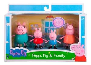 Peppa Pig 4 Figures Pack