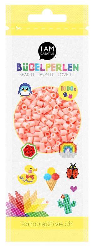 Perlini stiratura rosa 1'000 pzz.