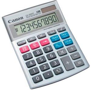 Tischrechner CA-LS103T 10-stellig