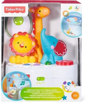 Fisher-Price 4-in-1 Tierfreunde Projekto