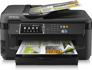 Epson WorkForce WF-7610DWF Multifunktion