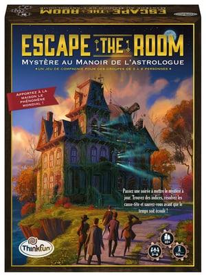 Escape the Room Mystère au manoir de l'astrologue (fr)