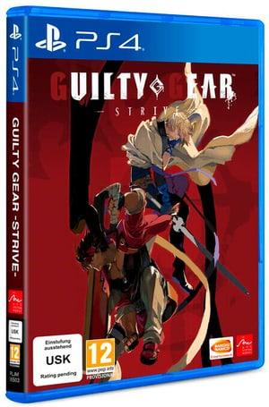 PS4 - Guilty Gear Strive