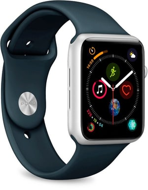 Icon Silicone Band - Apple Watch 42-44mm - navy blue